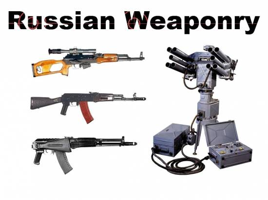 Russian Weaponry