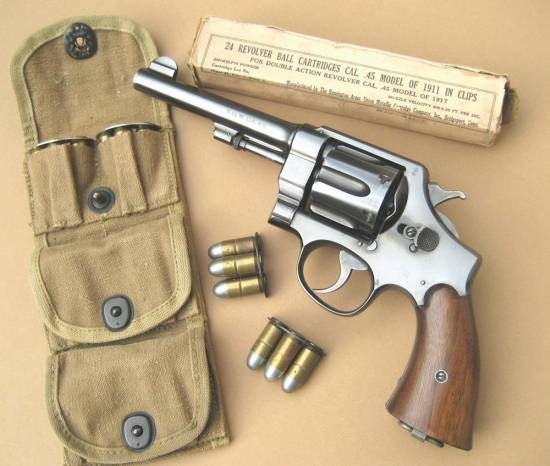 Smith & Wesson Model 1917