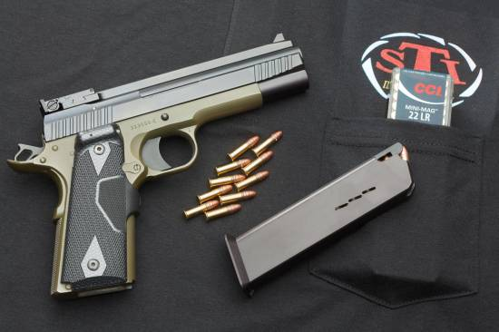 STI .22 kit for M1911