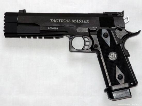 AE TACTICAL MASTER