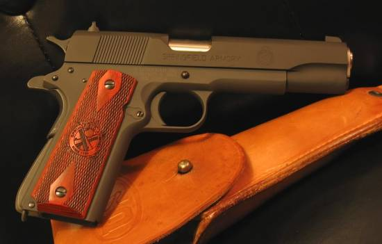 Colt M1911-A1 Springfield Armory