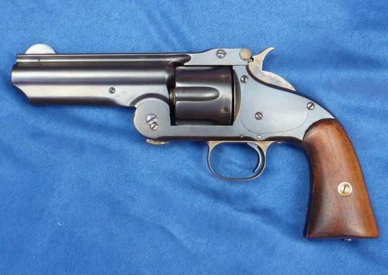 Smith & Wesson American Second Model