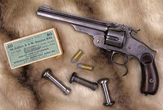 Smith&Wesson Russian
