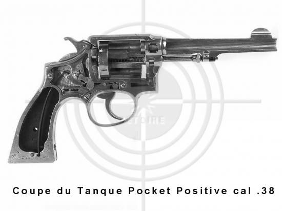 Tanque Pocket Positive
