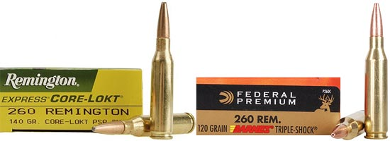 .260 Remington