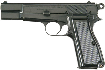 Пистолет FN Browning Hi-Power М1935